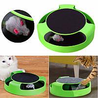 Когтеточка игрушка для кошек и котов