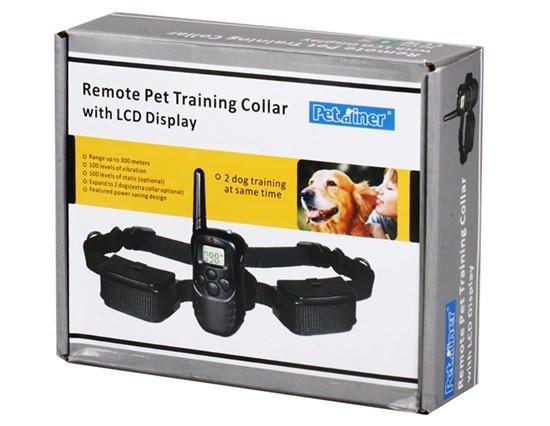 Электро ошейник для контроля собак