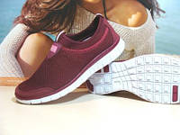 Кроссовки мужские в стиле Nike Free Run 5.0бордовые 41 р., фото 1