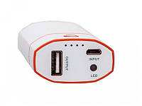 Универсальная мобильная батарея PowerPlant/PB-AS022/5200mAh/