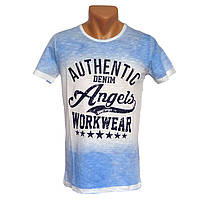 Супер футболка для мужчин Angels - №2280