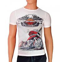 Качественные мужские футболки Harley-Davidson - №2484