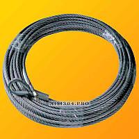 Трос нержавеющий 5 мм (канат из нержавеющей стали)