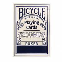 Карты для покера и фокусов Bicycle Seconds