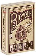 Карты Bicycle 130th Anniversary, фото 1