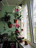 """Підставка для квітів на підвіконня """"Розпірка"""", фото 2"""