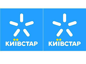 Красивая пара номеров 0XY 487 17 37 и 0XY 487 17 37 Киевстар, Киевстар