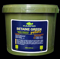 Пеллетс Carpio Betaine Green, 6мм, 3кг