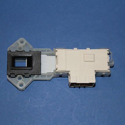 Замок люка для стиральной машины Lg 6601EN1003D, фото 2
