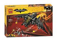 Конструктор Bela серия Бэтмен 10739 Бэтмолёт (аналог The Lego Batman Movie 70916)