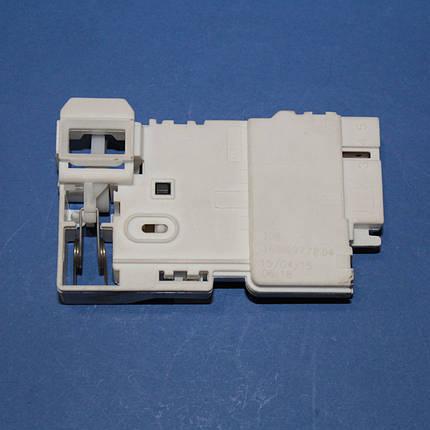 Замок люка для стиральной машины Indesit, Ariston C00141683, фото 2