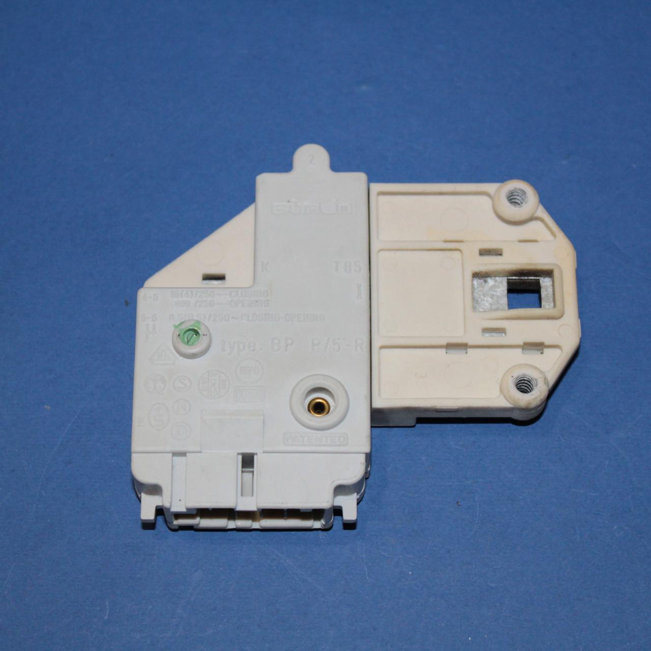 Замок люка для стиральной машины Electrolux, Zanussi 1240349017,1249675123