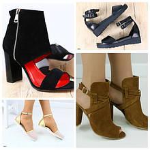 Новая коллекция Летней женской обуви