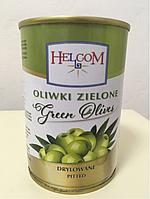 Зеленые оливки 280гр