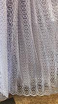 Тюль фатин белая VST-121919, фото 2