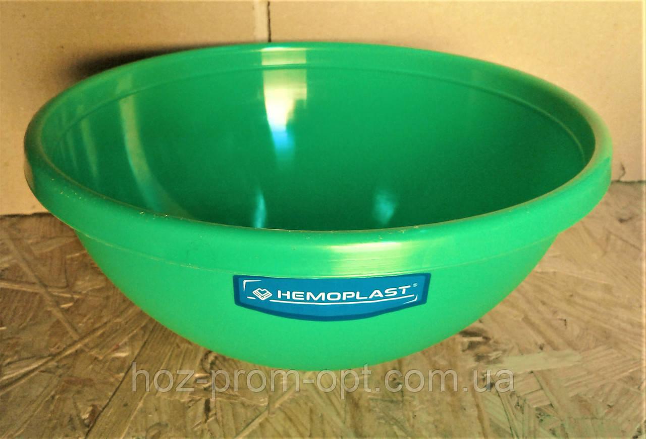 Салатница 1.0  Гемопласт, пластик, разные цвета.
