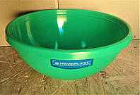 Салатница 1.0  Гемопласт, пластик, разные цвета., фото 1