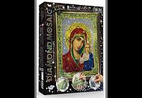 Набор для творчества Алмазная живопись Божья мать (DM-01-09) «DIAMOND MOSAIC»