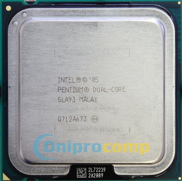 Pentium Dual-Core E5300 2.6 GHz/2M/800MHz