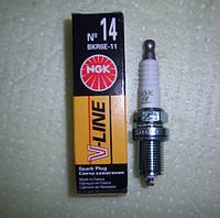 Свечи NGK BKR6E-11 Авео 1.6