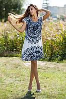 Красивое женское летнее платье 2772