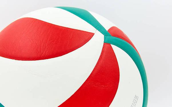 Мяч волейбольный MOLTEN 5000 PU Реплика, фото 3
