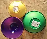 Салатница 1.5  Гемопласт, пластик, разные цвета., фото 2
