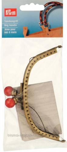 Фермуар для сумки Alegra античне золото