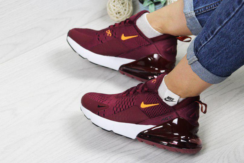 56386314 Женские кроссовки Nike Air Max 270 (5054) : продажа, цена в ...