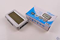 Настольные часы Kenko Kk-2616 с подсветкой, фото 1