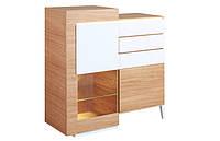 Буфет деревянный  Ceglewski 3 ящика 1 дверь