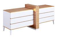 Комод деревянный Ceglewski 6 ящиков