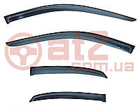 Дефлекторы окон Cobra Tuning Opel Combo C 2001-2011