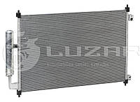 Радиатор кондиционера Нисан Икс Треил Nissan X-trail T31  2.0/2.2/2.5 (07-) АКПП/МКПП (92100-JG000)