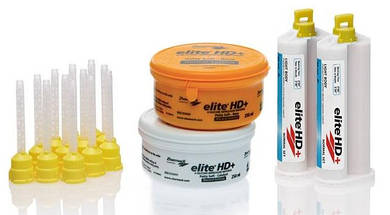 ELITE HD+ SPECIAL PACK NORMAL. Оттискная масса, набор Элит ШД нормал