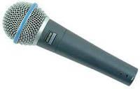 Микрофон SHURE Beta 58 A