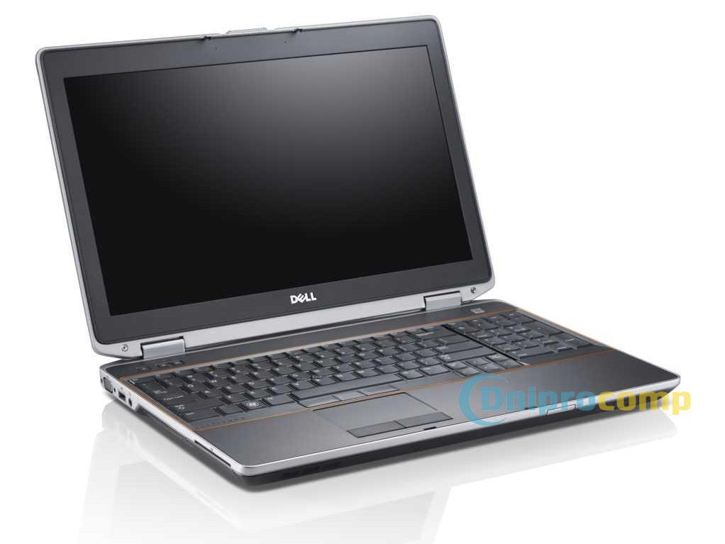 Ноутбук DELL Latitude E6520 i5-2520M - Уценка