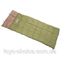 Спальный Мешок Red Point Roomy Для Походов, Размер 220х100 См, Температура +25 -2 С Ps