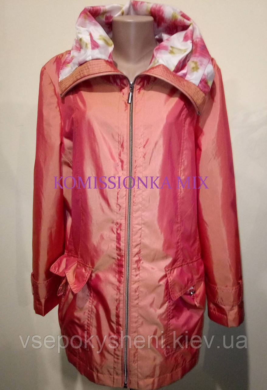 Куртка - ветровка  BIG & CHIC   46 р.
