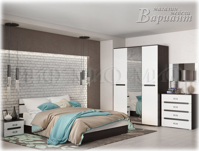Спальня в Донецке
