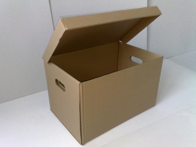 Картонные коробки. Коробки для переезда. Бурые. 480х325х300, объем 47 литров