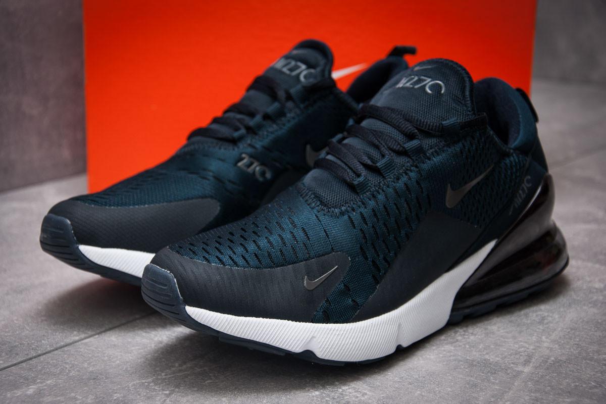 Кроссовки мужские Nike Air 270, темно-синие (12774) размеры в наличии ► [  44 (последняя пара)  ](реплика)