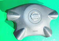 Б/у Airbag подушка безопасности водительская 2.2 Nissan X-Trail Ниссан Х-Трейл Нісан Х-Трейл Нисан Х-Трайл