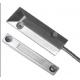 Датчик магнитоконтактный с проводом 30 см MC-59, 105*16*16 мм, алюминиевый сплав, серый, под саморез, 20 штук в упаковке, цена за штуку