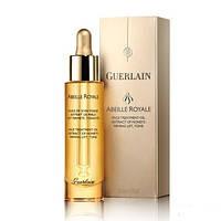Омолаживающая сыворотка Abeille Royale Guerlain в сочетании с маслом для лица