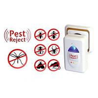 Электромагнитный отпугиватель насекомых и грызунов Pest Reject (blue)