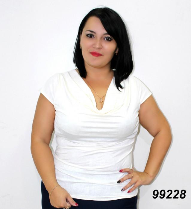 Летняя женская кофта-хомут 60 62 64
