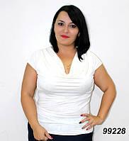 Летняя женская кофта-хомут 60 62 64, фото 1