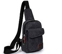 Мужской тканевый рюкзак, фото 1