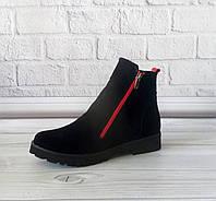 Замшевые полуботинки. Обувь Vistani., фото 1